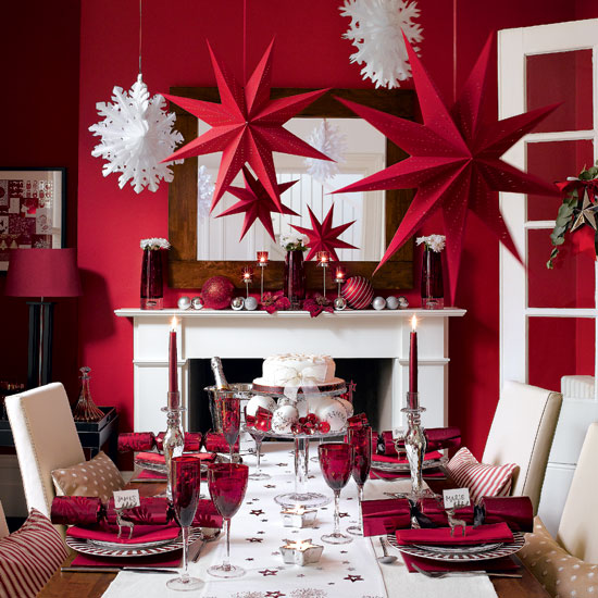 11 How to Decorate a Christmas Table 2010 Amazing Ideas