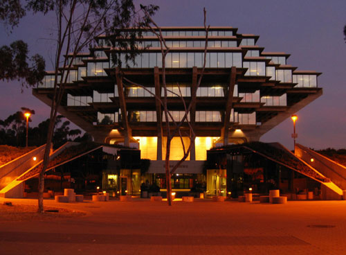 Geisel library An Distinctive Original Design The University Library Building