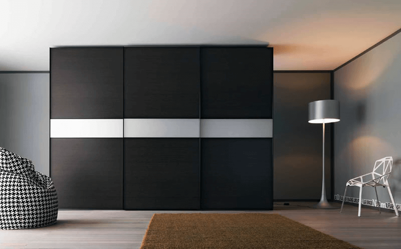 modern contemporary sliding doors wardrobe interior. Black Bedroom Furniture Sets. Home Design Ideas