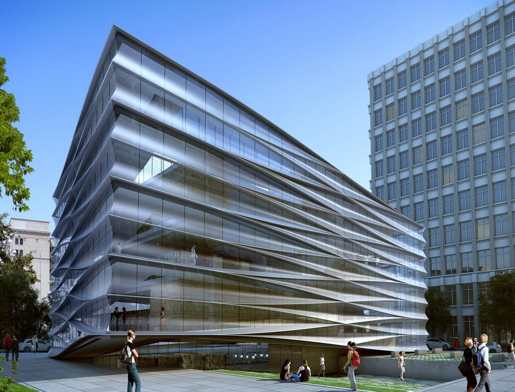The best architecture public library design innovation for Designers and architects