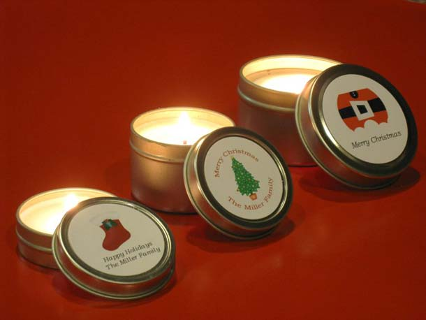 christmas candles idea home decorating1 Christmas Candles Decorating Ideas Decorating Christmas Ideas Tips for your Home Decor