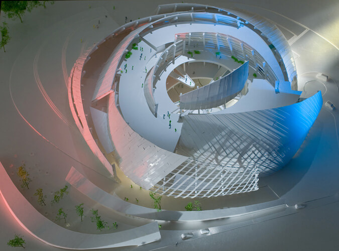 massar childrens discovery centre21 Massar Children's Discovery Centre Syria, design like a Rose by Henning Larsen