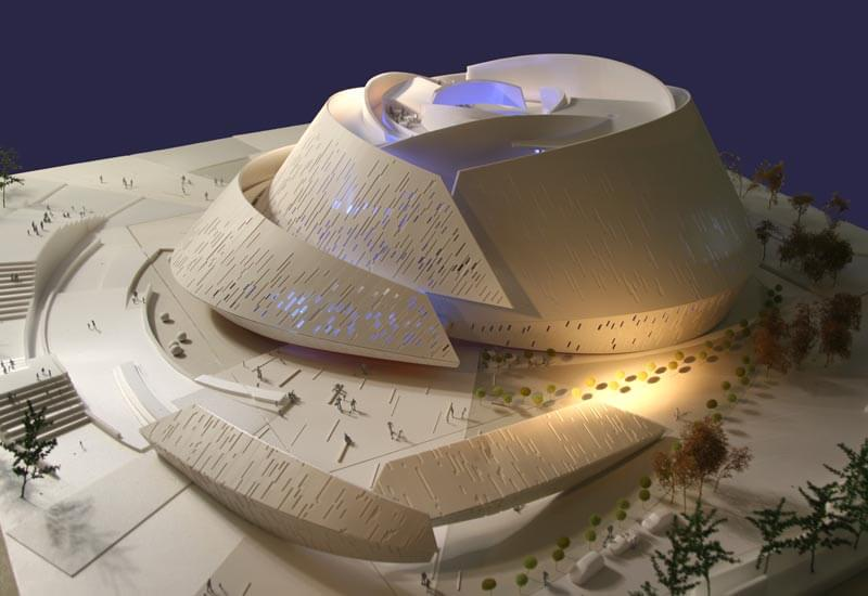 massarw1 Massar Children's Discovery Centre Syria, design like a Rose by Henning Larsen