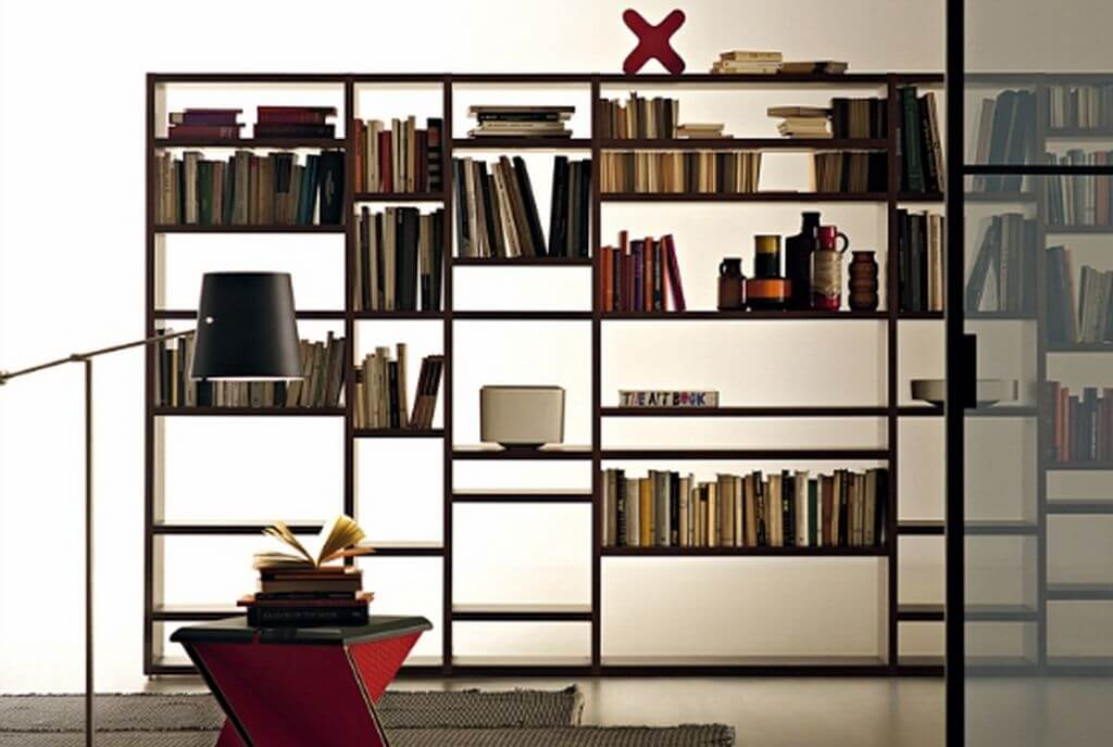 rafturi3 Library Furniture Ideas for your Reading Room