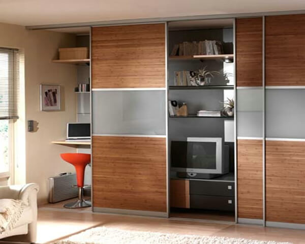 sliding wardrobe 10 Modern Contemporary Sliding Doors Wardrobe