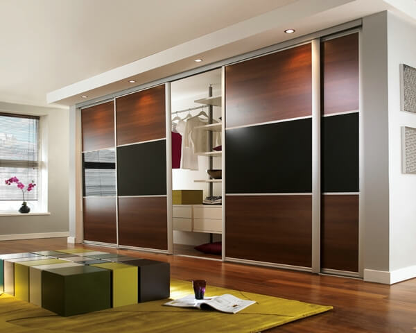 sliding wardrobe 3 Modern Contemporary Sliding Doors Wardrobe