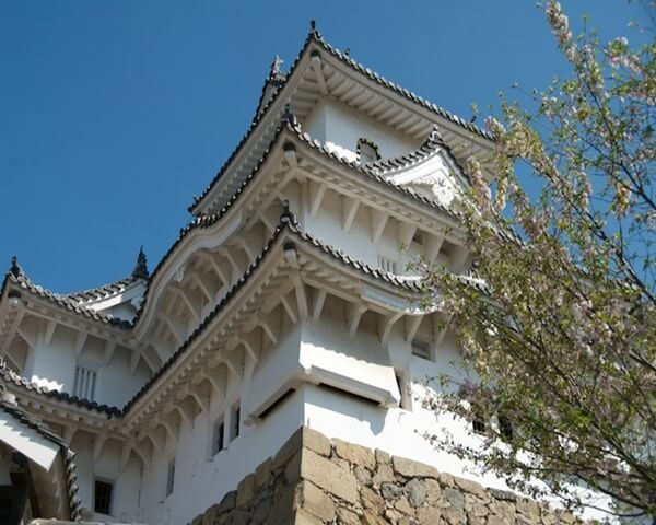 Himeji Castle 5 Himeji Castle Famous by it's Unique Architecture