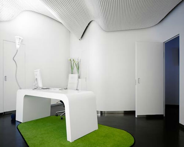 modern office interior design gallery 32 Konstruplus Office by M.MAS.A Architect