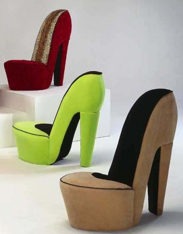 shoe chair Shoe Armchair
