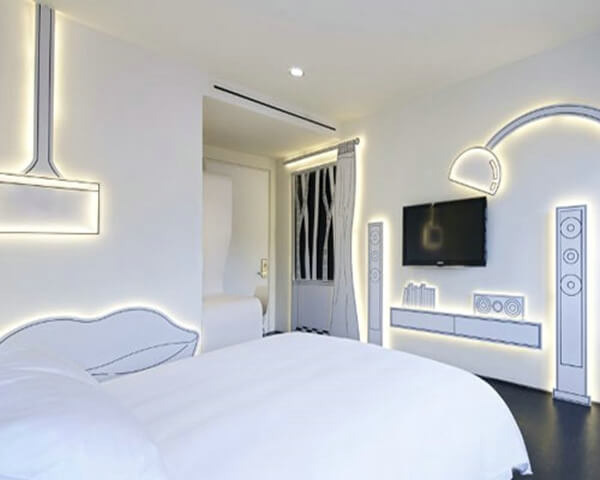 wanderlust hotel 4 Wanderlust Hotel by Award Winning Singapore Design Agencies