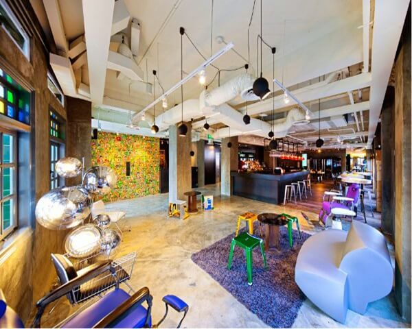 wanderlust hotel 6 Wanderlust Hotel by Award Winning Singapore Design Agencies