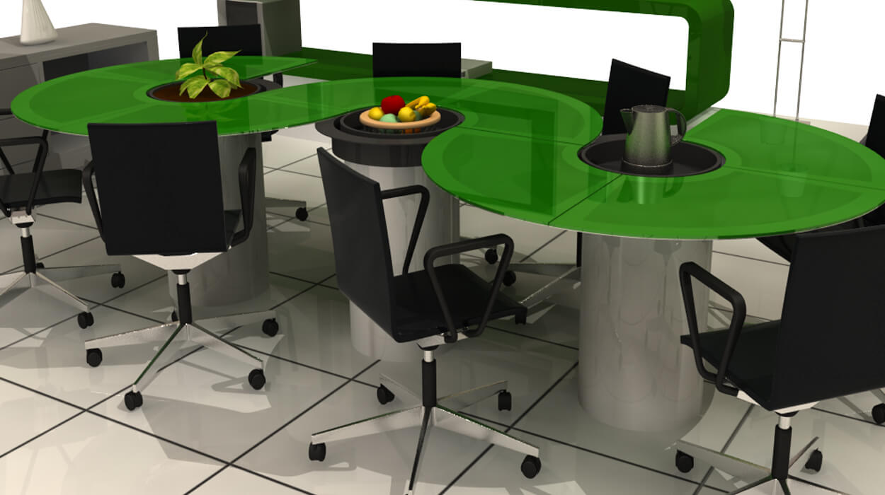 Office furniture manufacture of indore trends in modular for Mobile furniture