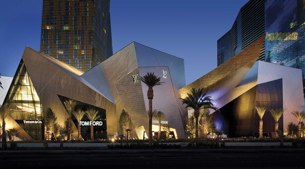 Incredible Shopping Mall Crystals from Las Vegas
