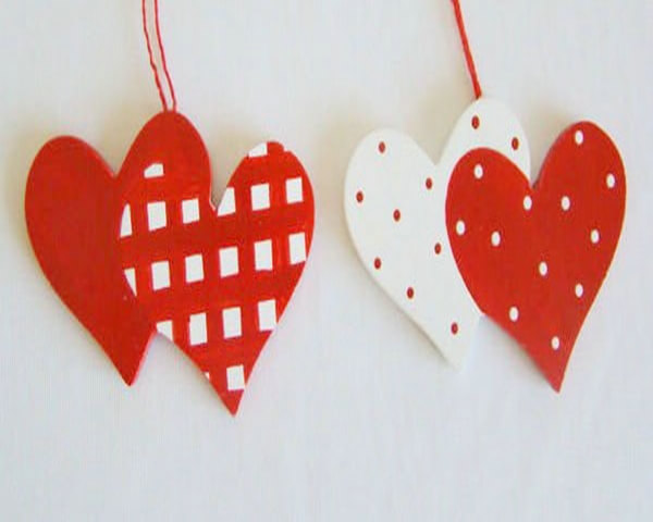 valentines day decoration 6 Valentines Day Decoration with romantic heart