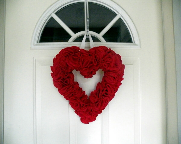 valentines day decoration Valentines Day Decoration with romantic heart