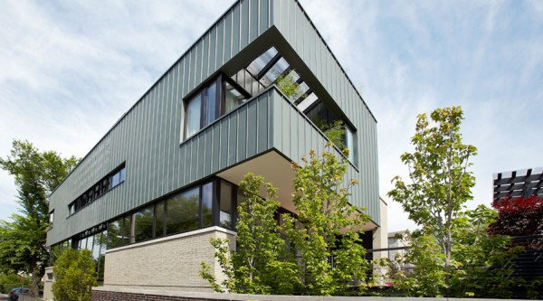 Bucktown 600x333 Bucktown Residence, a great trend for Houses