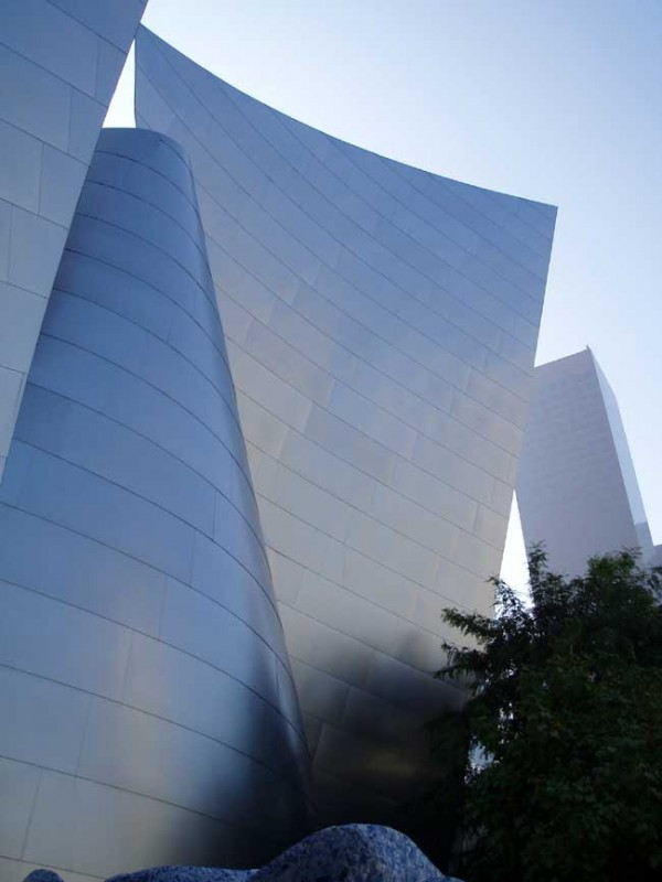 los angeles amacrae0108 17 600x800 The Walt Disney Concert Hall  amazing architecture in Los Angeles