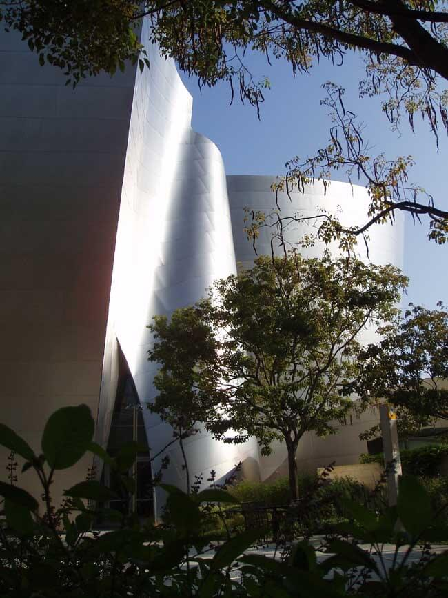 los angeles amacrae0108 19 The Walt Disney Concert Hall  amazing architecture in Los Angeles