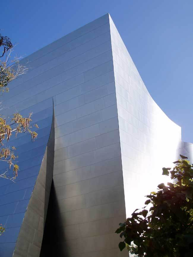 los angeles amacrae0108 20 The Walt Disney Concert Hall  amazing architecture in Los Angeles