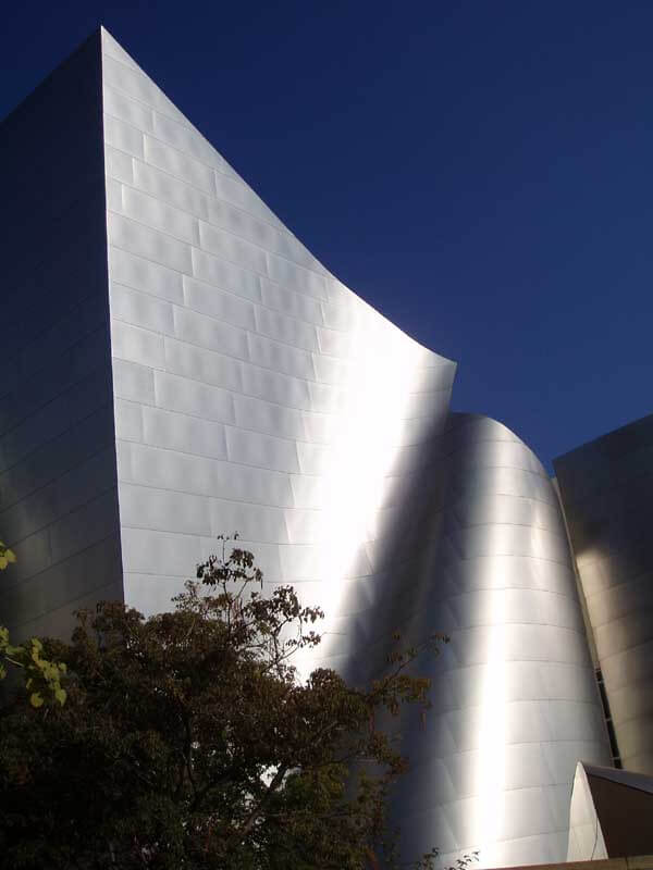 los angeles amacrae0108 22 The Walt Disney Concert Hall  amazing architecture in Los Angeles