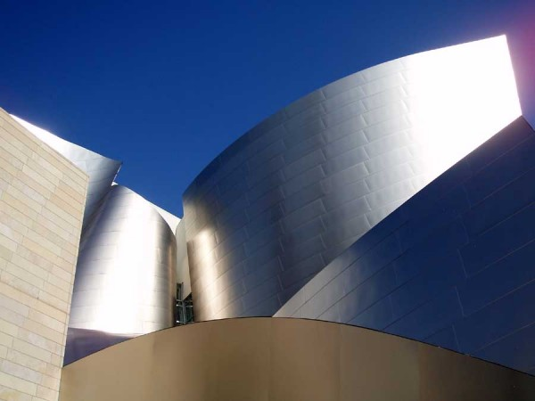 los angeles amacrae0108 23 600x450 The Walt Disney Concert Hall  amazing architecture in Los Angeles