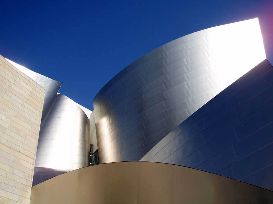 los angeles amacrae0108 23 The Walt Disney Concert Hall  amazing architecture in Los Angeles