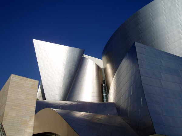 los angeles amacrae0108 24 600x450 The Walt Disney Concert Hall  amazing architecture in Los Angeles