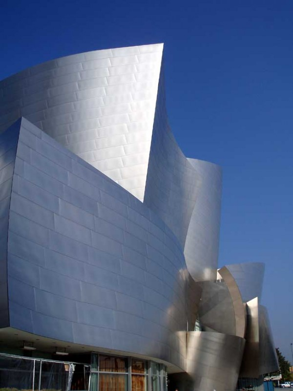 los angeles amacrae0108 25 600x800 The Walt Disney Concert Hall  amazing architecture in Los Angeles