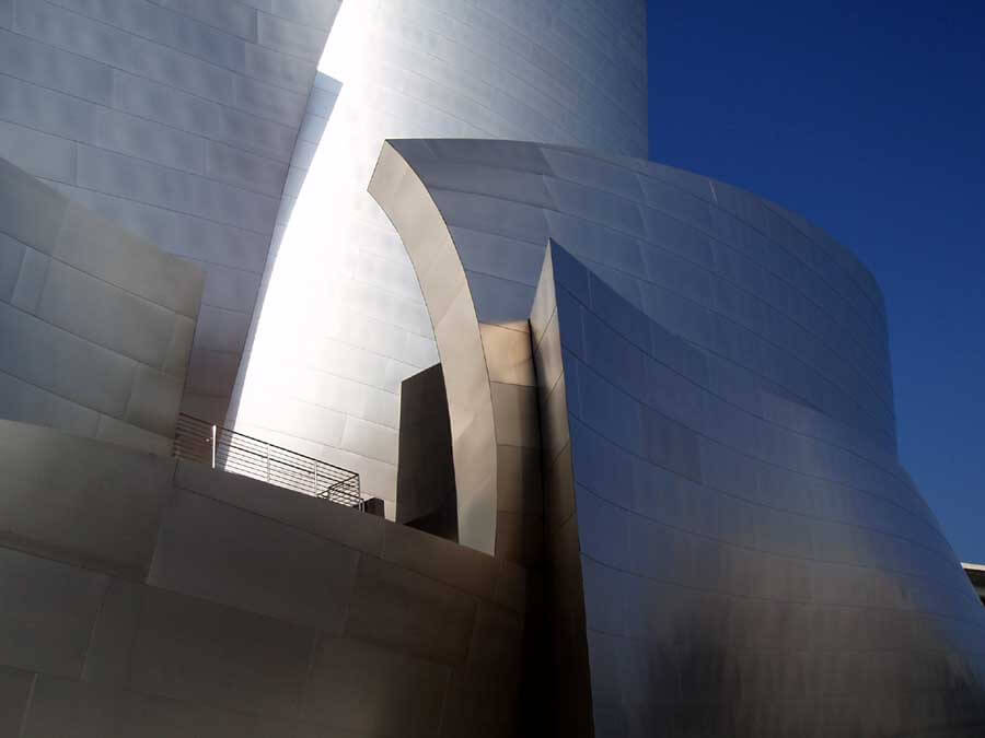 los angeles amacrae0108 26 The Walt Disney Concert Hall  amazing architecture in Los Angeles