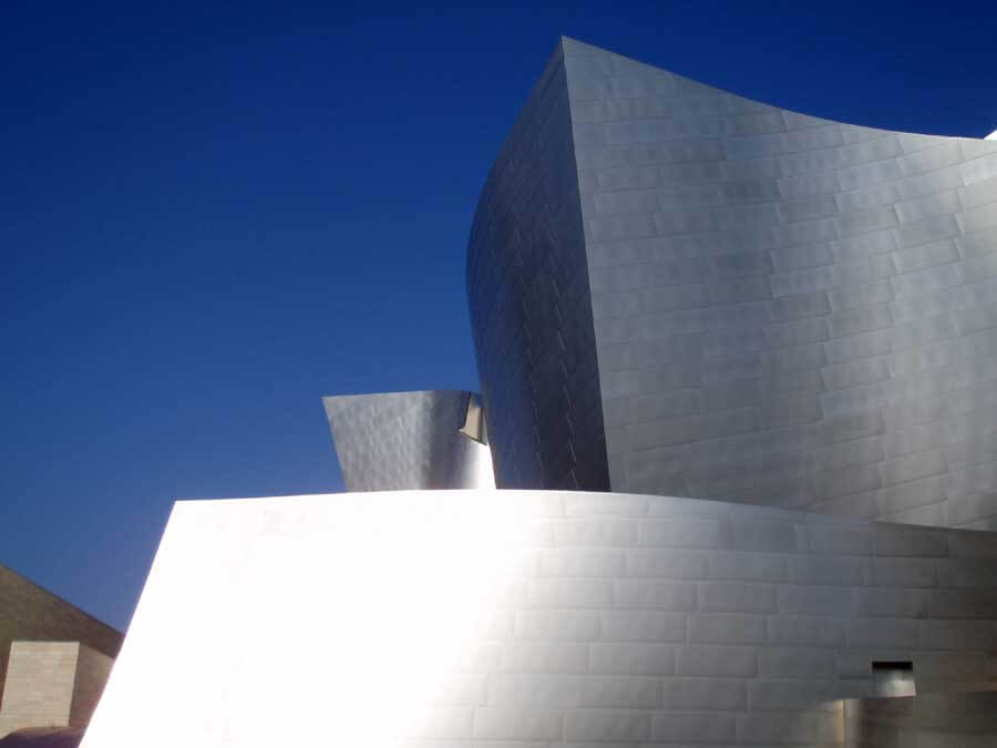 los angeles amacrae0108 27 The Walt Disney Concert Hall  amazing architecture in Los Angeles