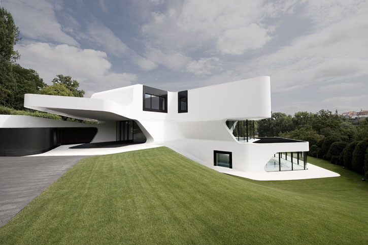 House For Future Amazing Architecture Dupli Casa Contemporary German
