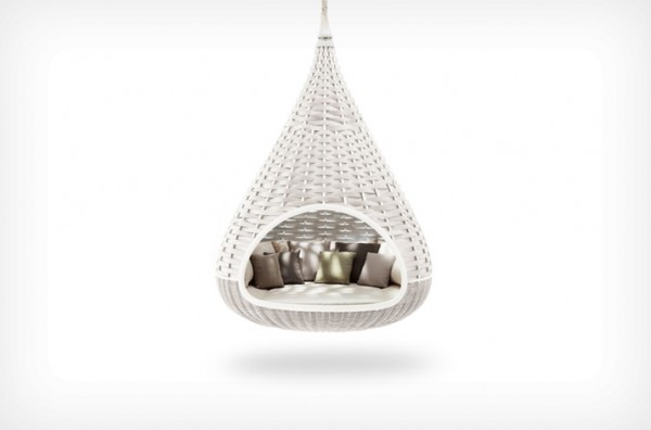suspended chair 600x396 DEDON USA NESTREST,a chair suspended sanctuary