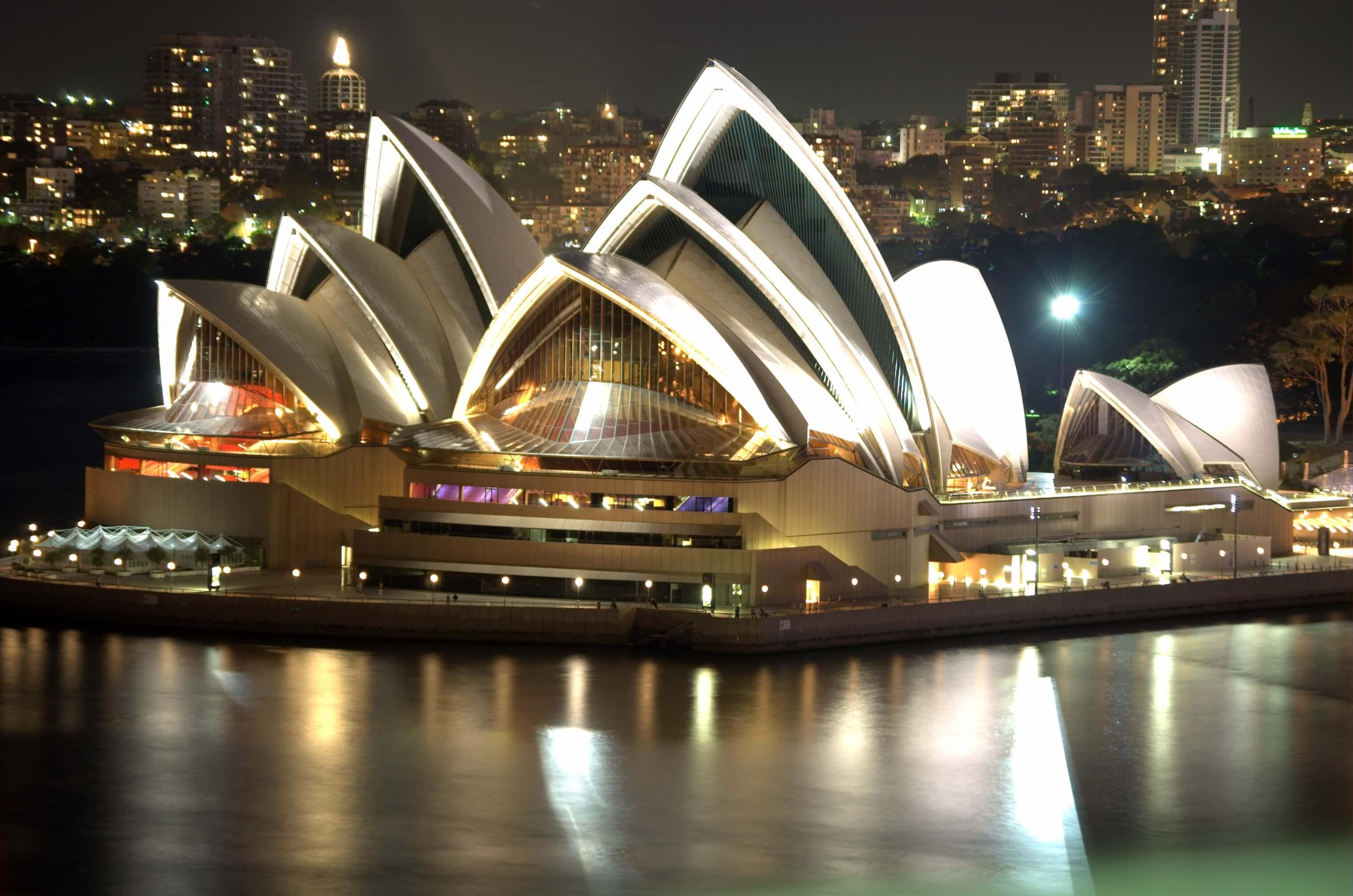 Pictures of sydney australia opera house