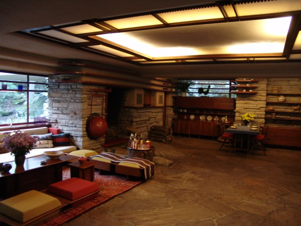 Related Items:amazing, architects, dream house, Fallingwater by Frank Lloyd  Wright ...