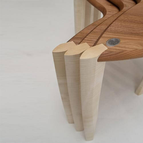 nest tables 4 Nest of Tables Bespoke Furniture designed by 'Ed, Edd & Eddy