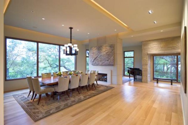spirit lake 3 600x400 Spirit Lake House by James D. LaRue Architecture a dream home