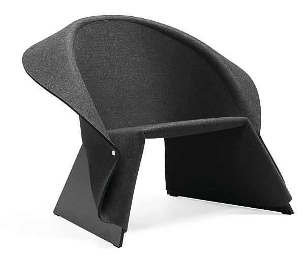 8 coat down Coat by Fredrik Farg Chair seat  design