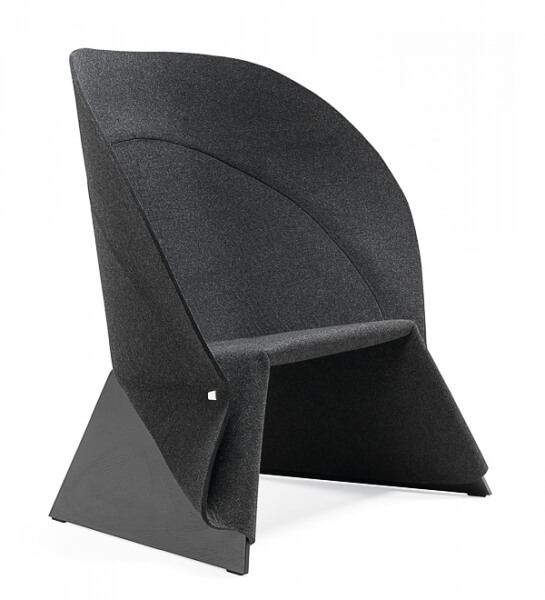 8 coat Coat by Fredrik Farg Chair seat  design