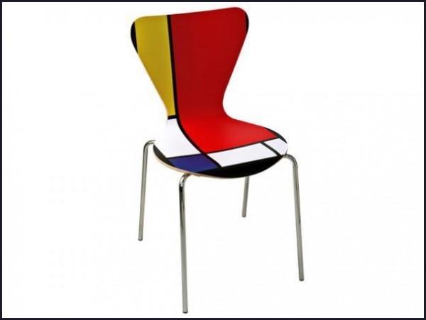 interior design styles mondrian 11 600x451 Design in Mondrian style