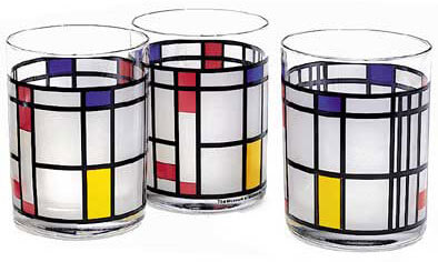interior design styles mondrian Design in Mondrian style