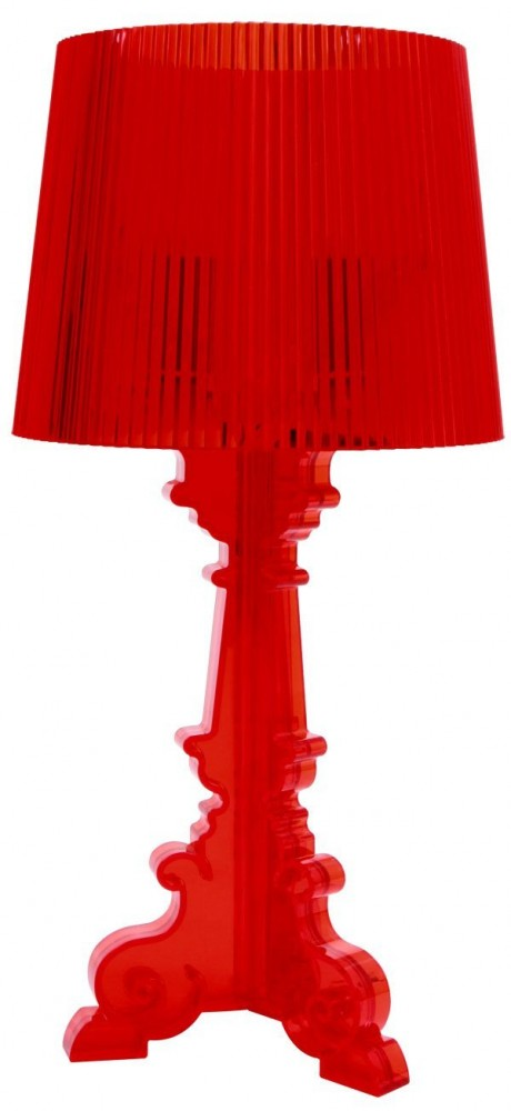Bourge lamps 460x1000 Bourge lamps pallet effect by Kartell
