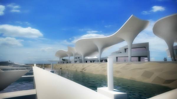 Super Marina Complex 2 600x337 Super Marina Complex by Broadway Malyan