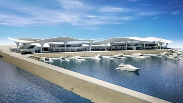 Super Marina Complex 3 600x337 Super Marina Complex by Broadway Malyan