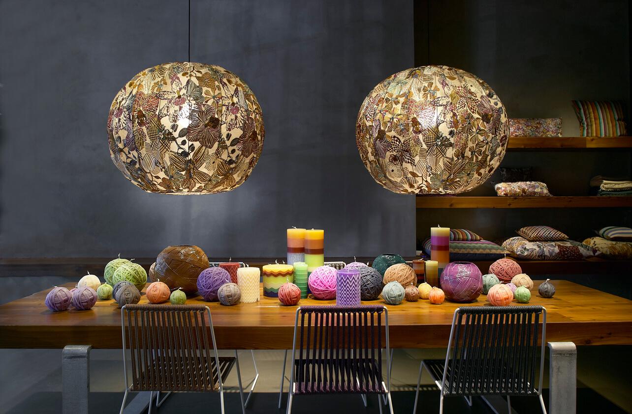 Home Interior Lamps Adorable Bubble Lampmissoni Home  Interior Design Design News And . Design Decoration