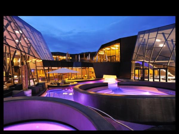 Luxury Spa Center In Slovenia Wellness Orhidelia