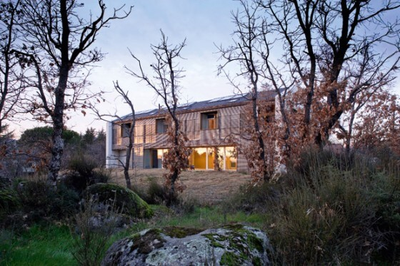 Bioclimatic-architecture-house-Madrid