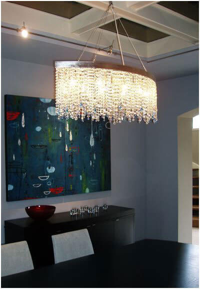 Chandeliers Sculptural Steel Lighting 9 Chandeliers Sculptural Steel Lighting by Jessica Kay Bodner