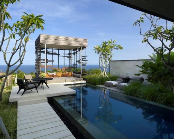 alila villas uluwatu 10 600x480 Alila Villas Uluwatu, Bali