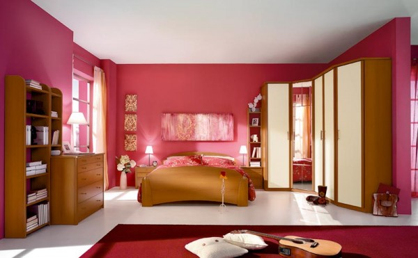 bedroom colors 1 600x371 How to Choose Colors for a Bedroom