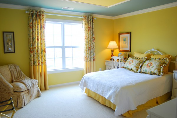bedroom colors 12 600x401 How to Choose Colors for a Bedroom